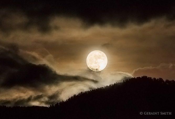 super moon san cristobal nm