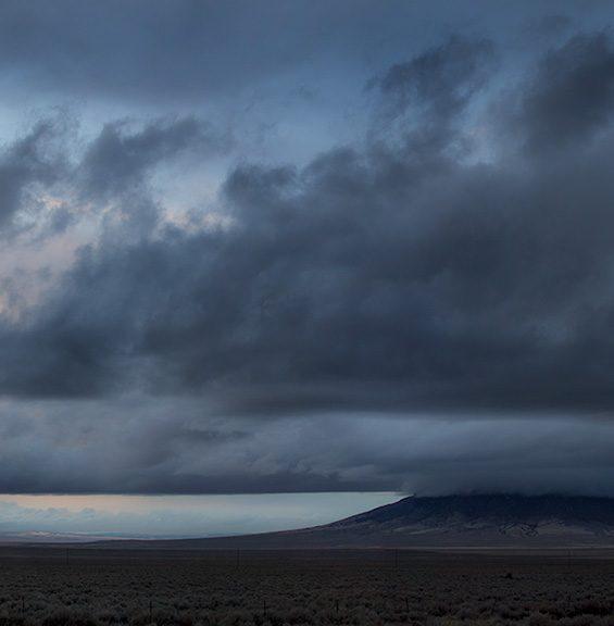 ute mountain cloud