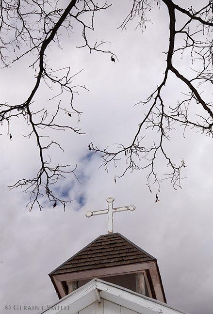 Holy Trinity Church, Arroyo Seco NM.