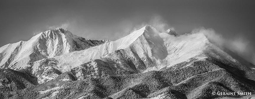 Blanca Peak Range, Colorado