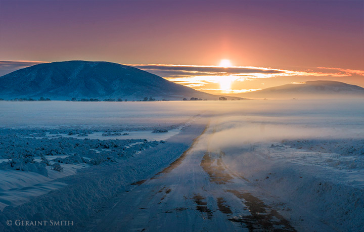 ute mountain fog layer