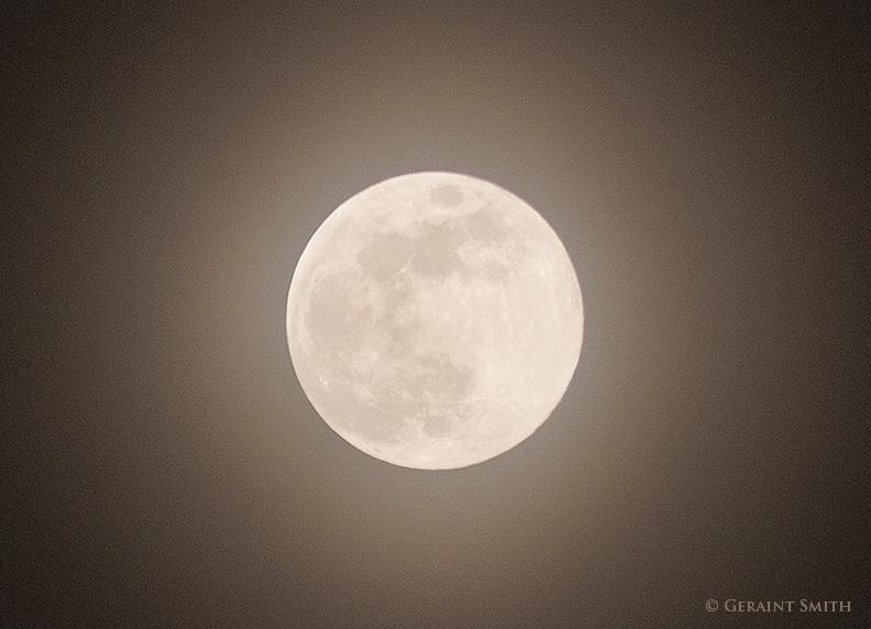 full moon rise over san cristobal