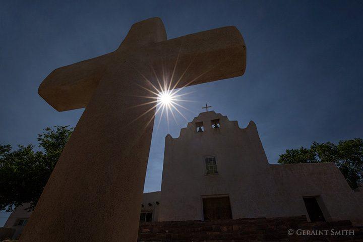 san Jose mission church laguna pueblo