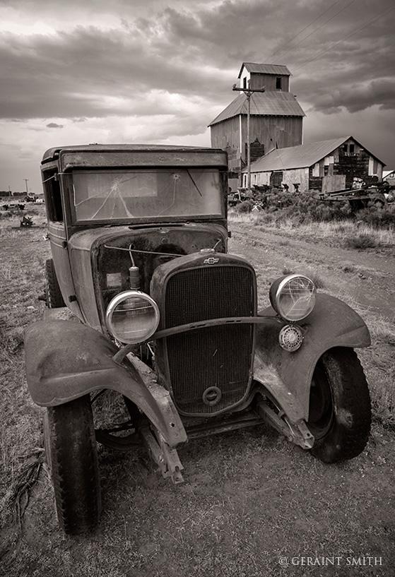 Chevrolet pickup farm truck
