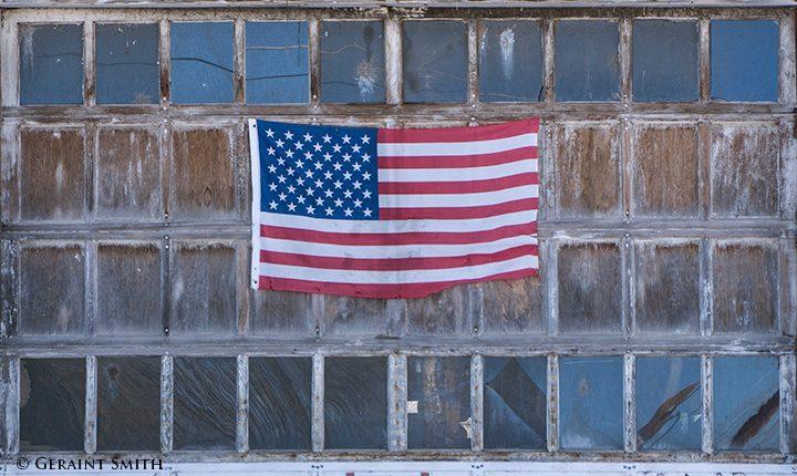 Fourth of July window, Colorado