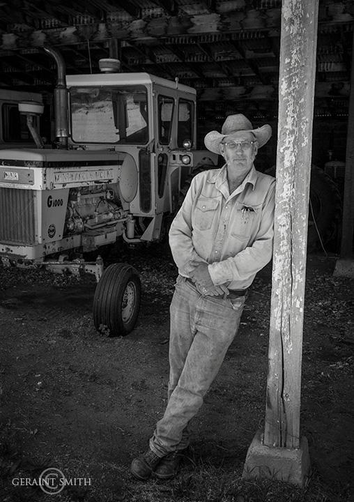 Harold Anderson, Jaroso, Colorado