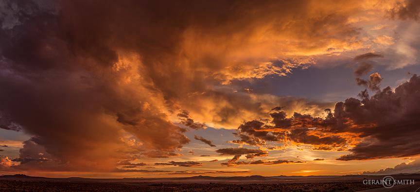 Hondo Mesa Mega Sunset