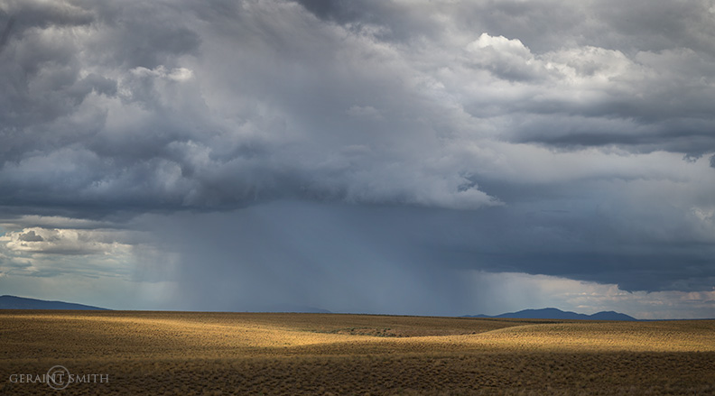 Storms across the Plateau