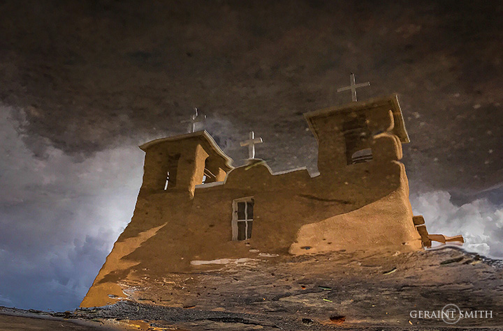 San Francisco de Asis church ranchos de Taos
