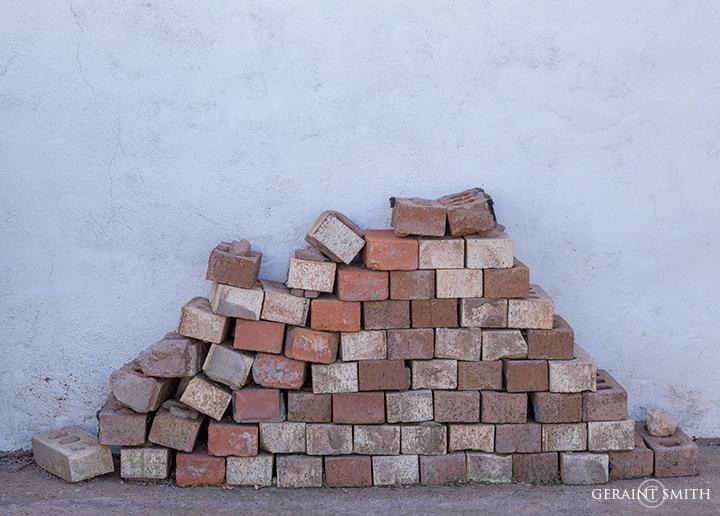 Brick Stack Villanueva, New Mexico