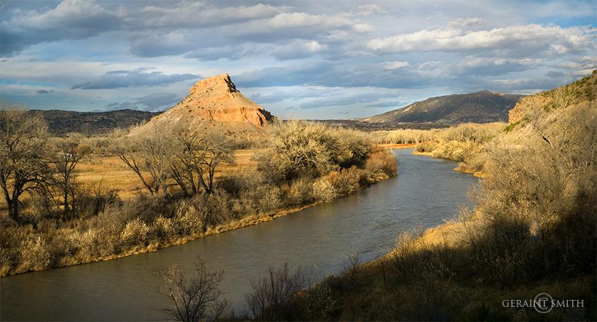 Cerrito Blanco, Abiquiu, New Mexico