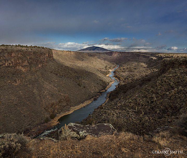 Winter Solstice, Rio Grande, Ute Mountain