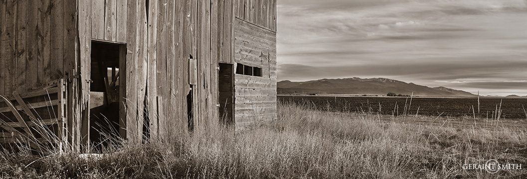 San Luis Valley Farm, Colorado