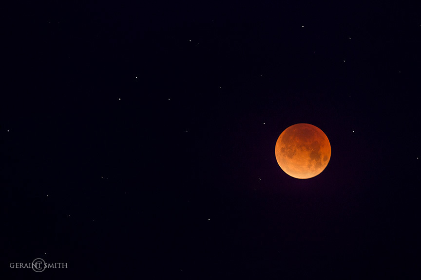 Perigee, Blue Moon, Eclipse