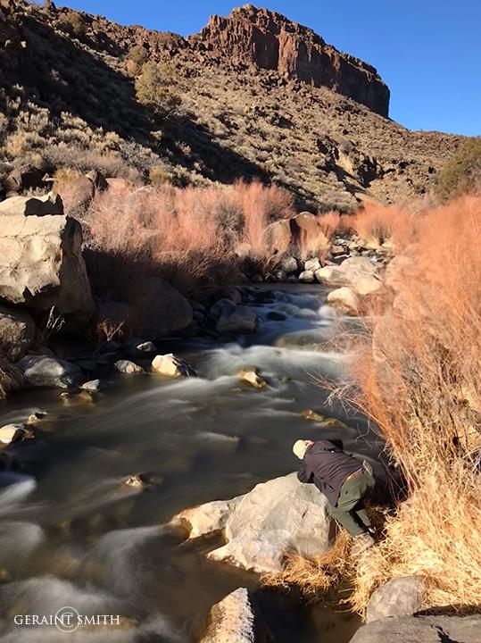 Photo tour on the rio pueblo taos