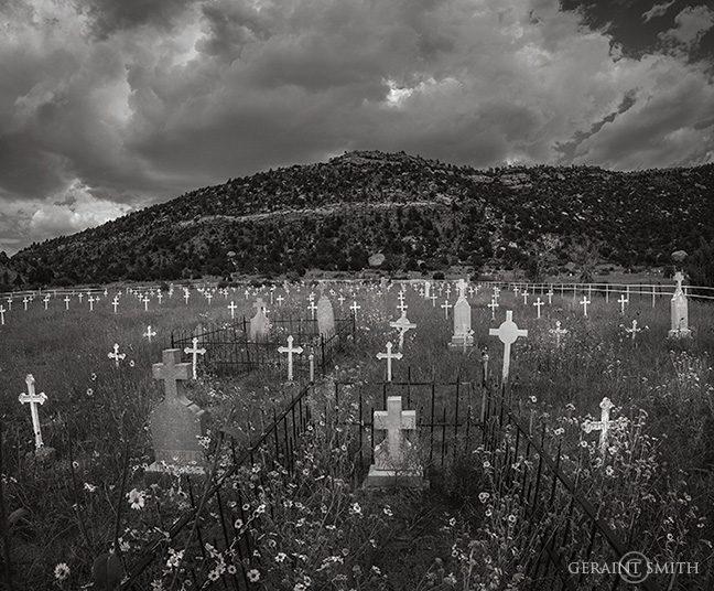 Dawson cemetery, New Mexico.