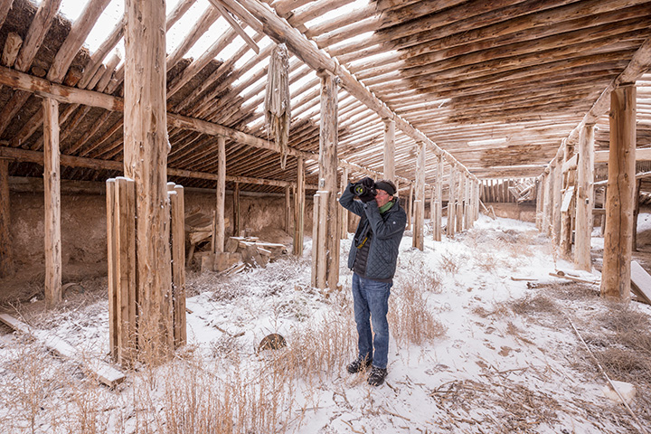Southern Colorado winter photo tour