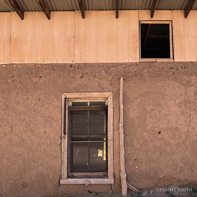 Truchas Adobe home