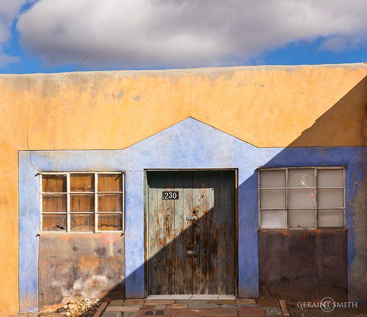 Art studio in Dixon New Mexico