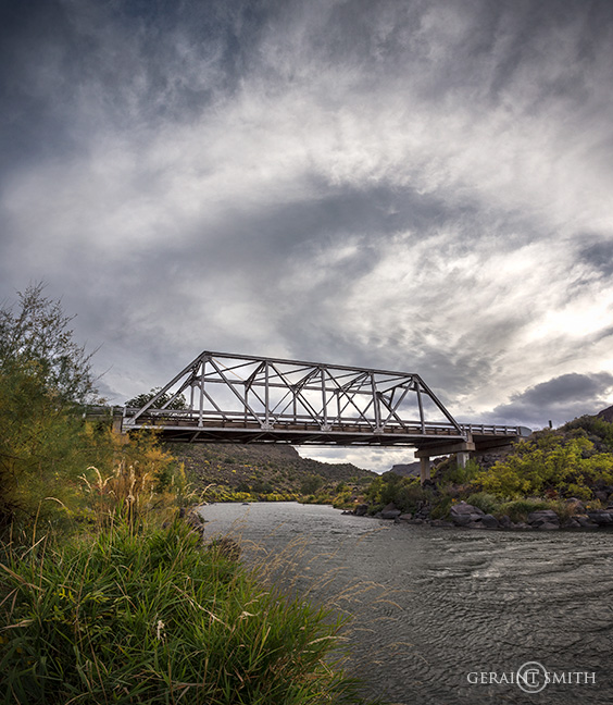 Down On The Rio Grande, Taos Junction Bridge