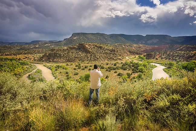 Abiquiu summer photo tours