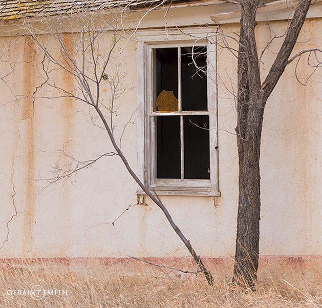 Mission Window, Holman, New Mexico
