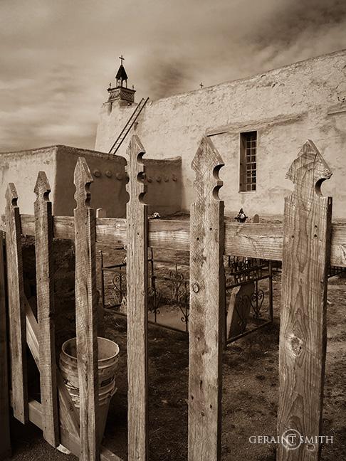 New Mexico Culture San Jose de Gracia Church