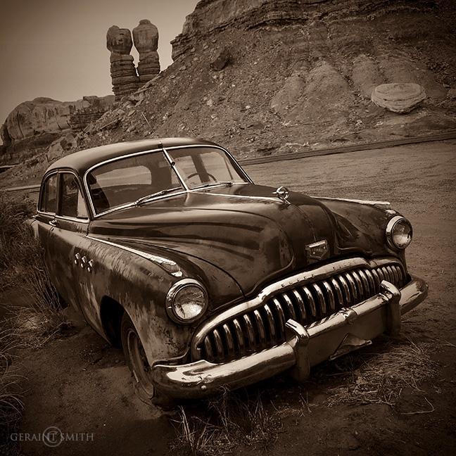 1949 Buick Super Eight Bluff, Utah
