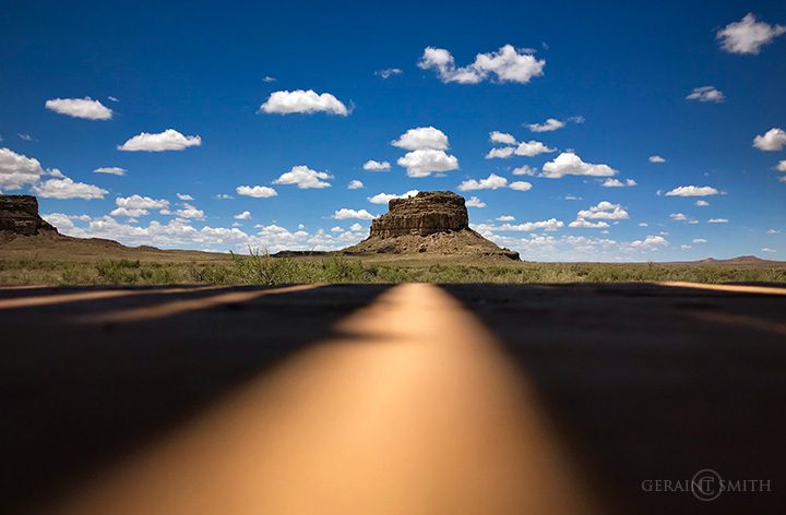 Fajada Butte Chaco landing zone