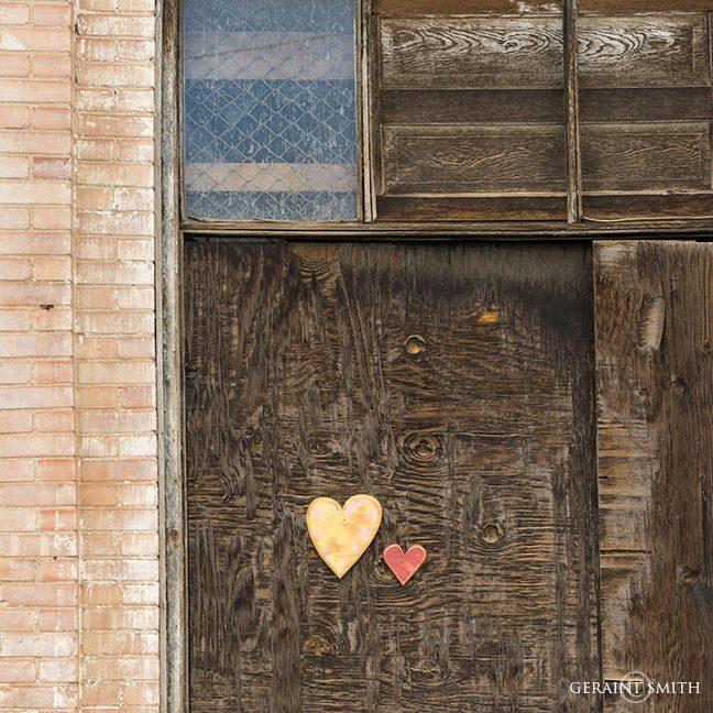 Wooden Hearts, Walsenburg, Colorado