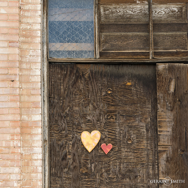 Wooden Hearts, Walsenburg, Colorado