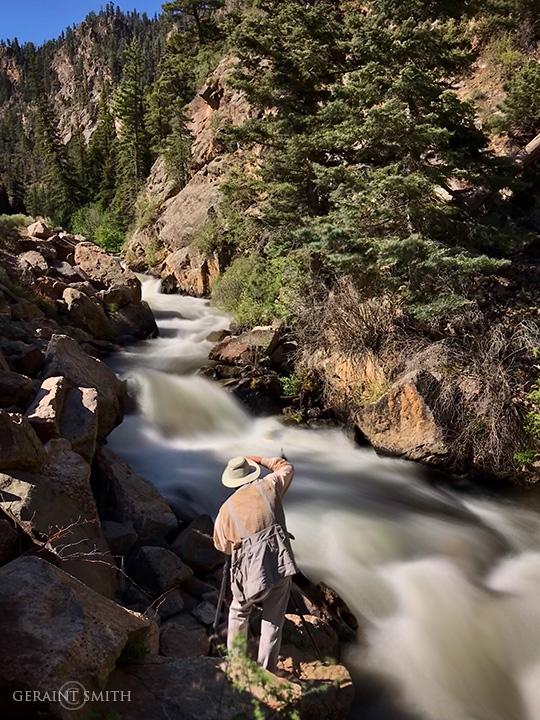 Rio Costilla Creek, New Mexico