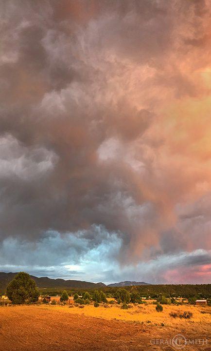 Fire In The Sky San Cristobal