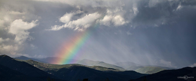 Rainbow Panorama Of Yesterday's Image