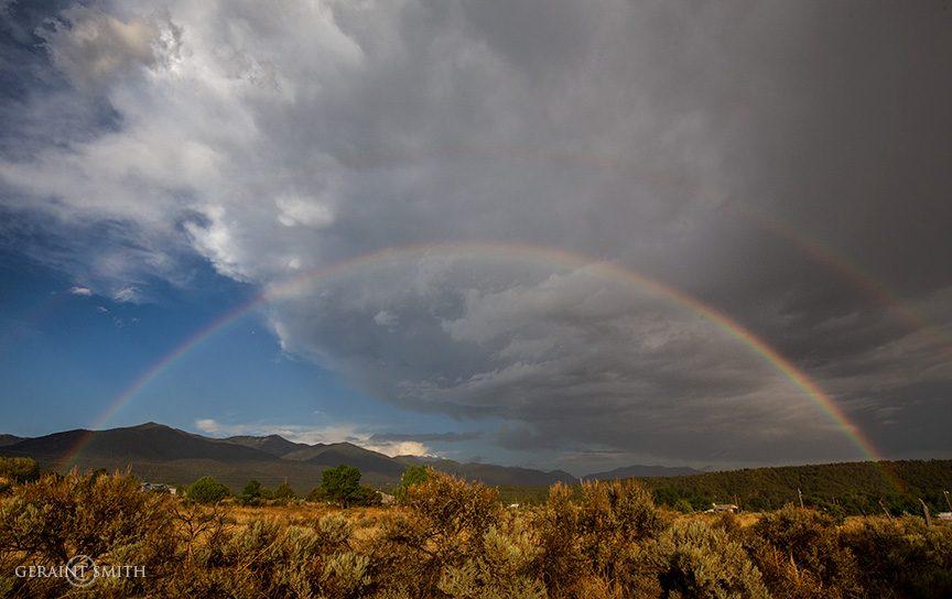 Rainbows Over The San Cristobal Valley