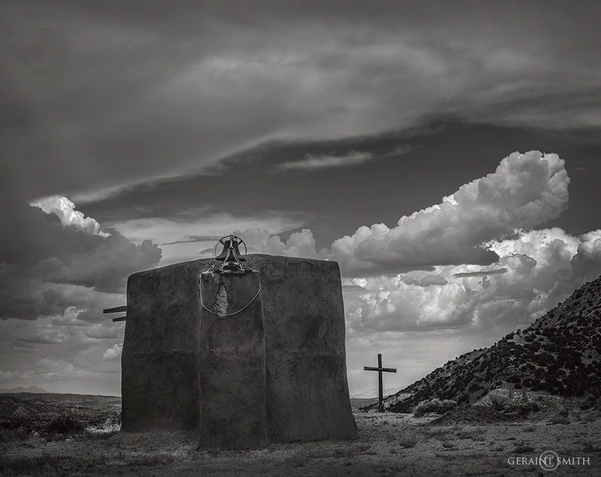 Earth And Sky, Abiquiu, New Mexico