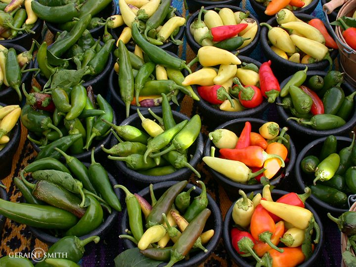 Chiles, Chiles, And More Chiles