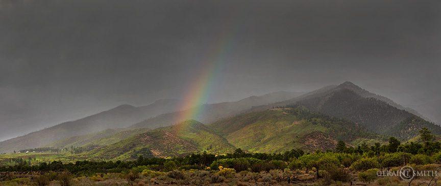Columbine Hondo Wilderness Rainbow