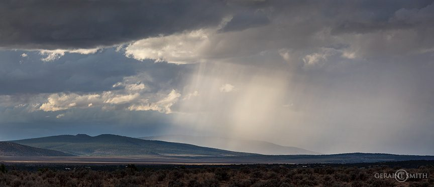 Isolated Storm Cell