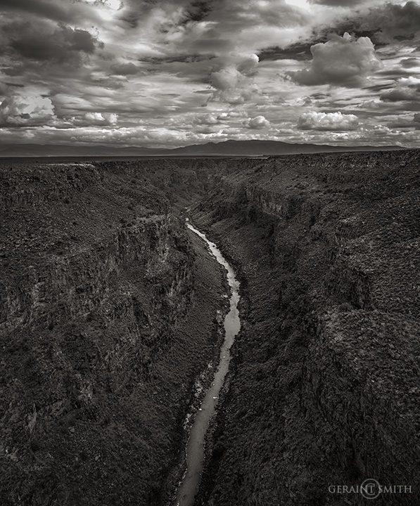 Canyon of the Rio Grande