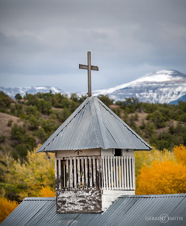 Ojo Sarco, High Road to Taos