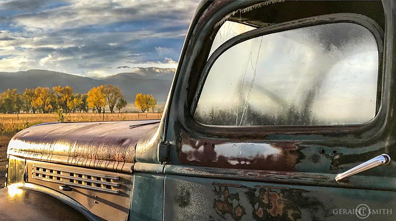 GMC Truck Overland Ranch, Taos, NM