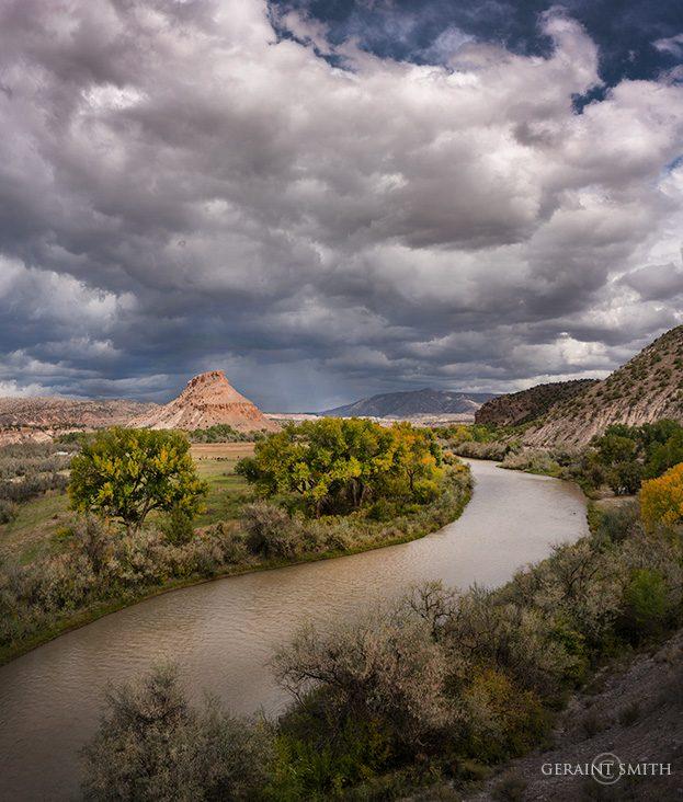 Chama River, Abiquiu, New Mexico
