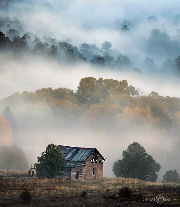 Morning Clouds San Cristobal, NM