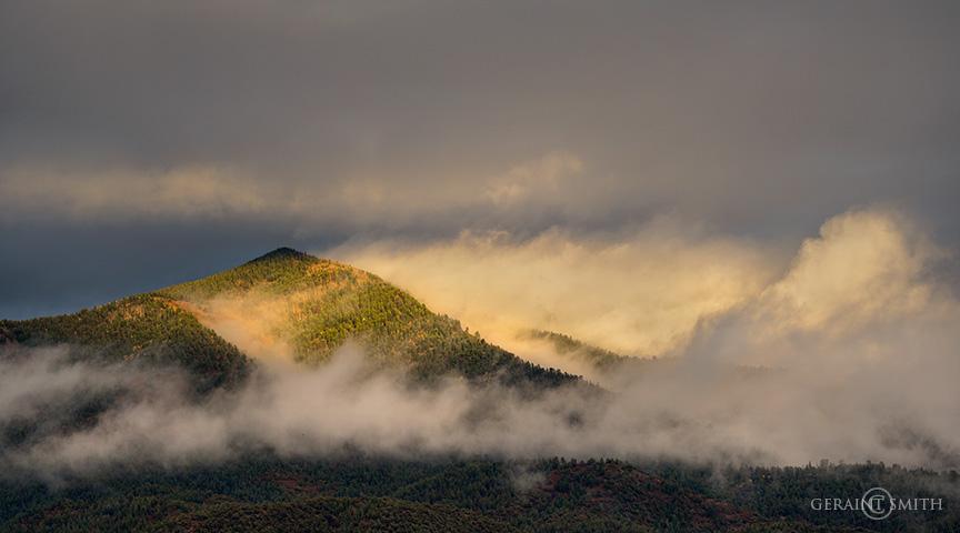 Clearing Storm, Sangre De Cristo Mountains, NM