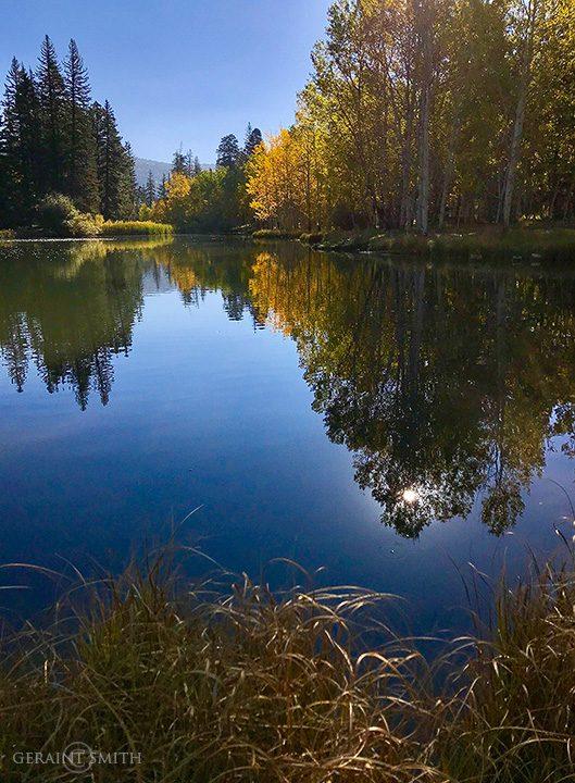 Fall In Valle Escondido, NM