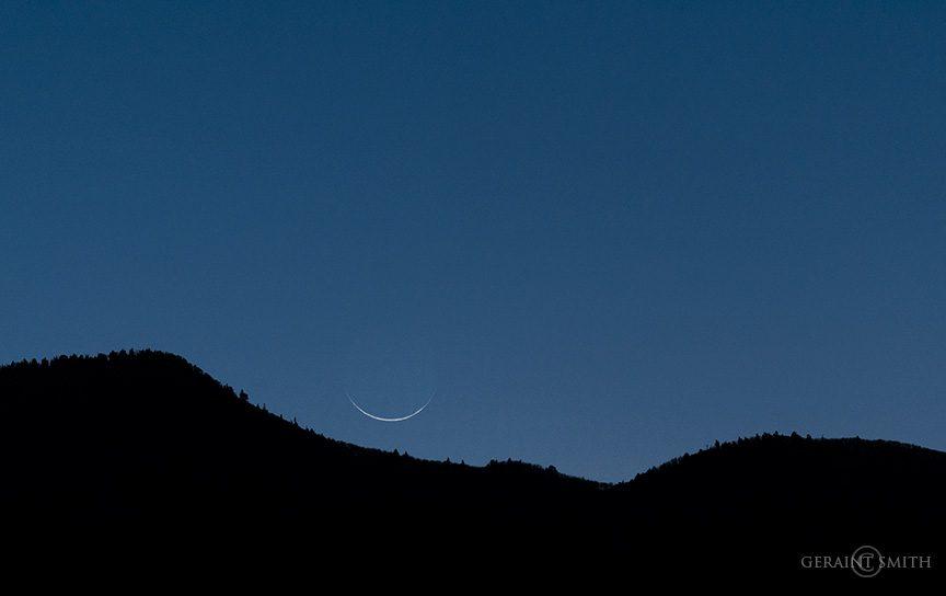 Crescent Moon, Sangre De Cristos