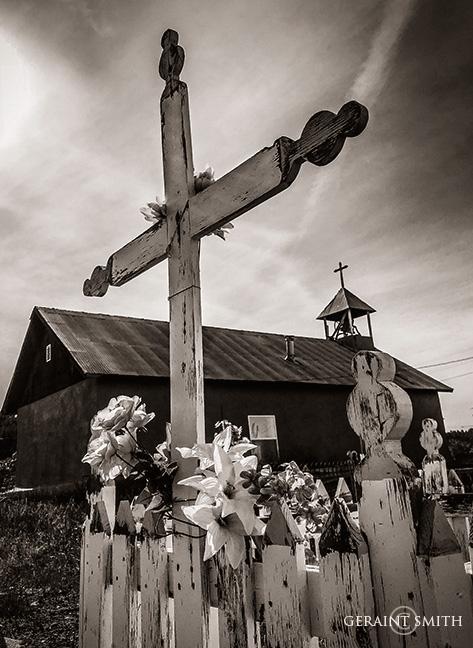 Llano de San Juan Chapel