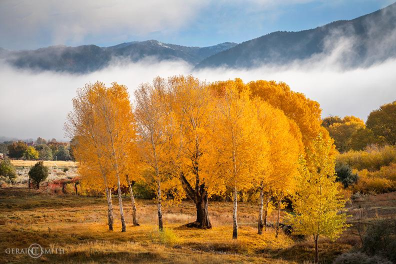 San Cristobal Valley Fall Highlight