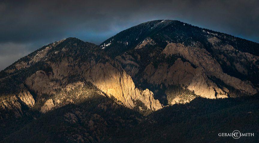 El Salto Rocks, Last Light